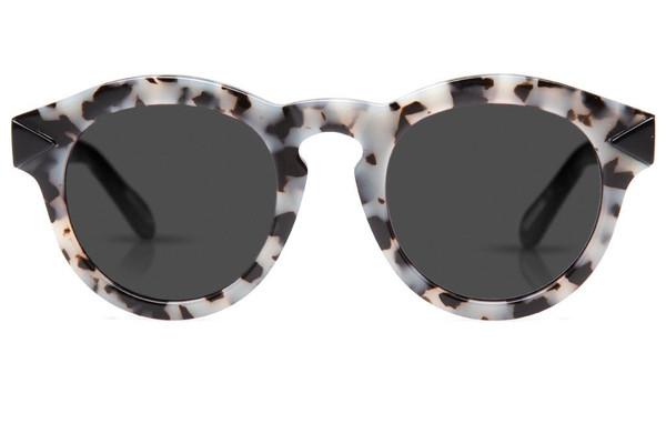 Krewe du Optic Toulouse Sunglasses in Catahoula + Black