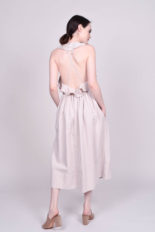 Ulla Johnson Cecily Dress - Lavender