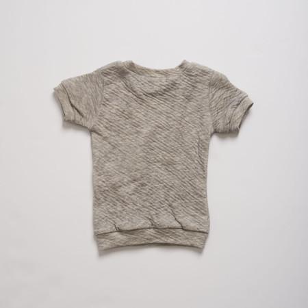 KIDS Makié Ivy Short Sleeve T-Shirt - Grey