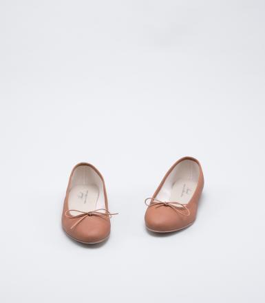 Anniel Ballerina - Cognac
