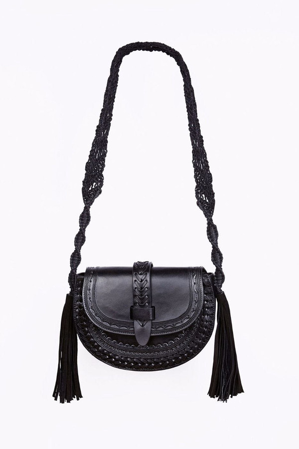 Ulla Johnson Rhita Bag Black