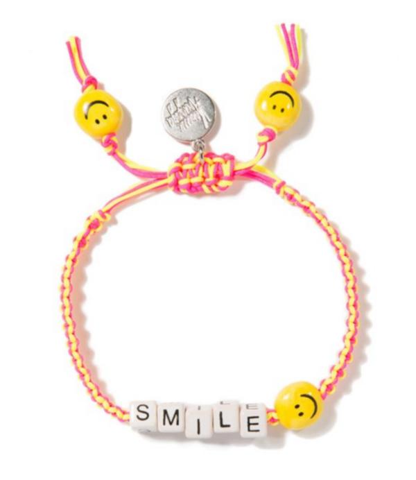 Venessa Arizaga Happy Smile Bracelet