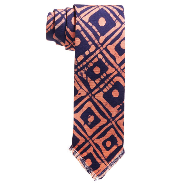 FAMILY HOUSE PATTERN TIE