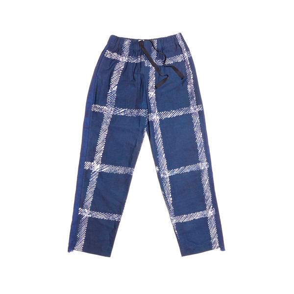 Post-Imperial Lagos Pants - Indigo