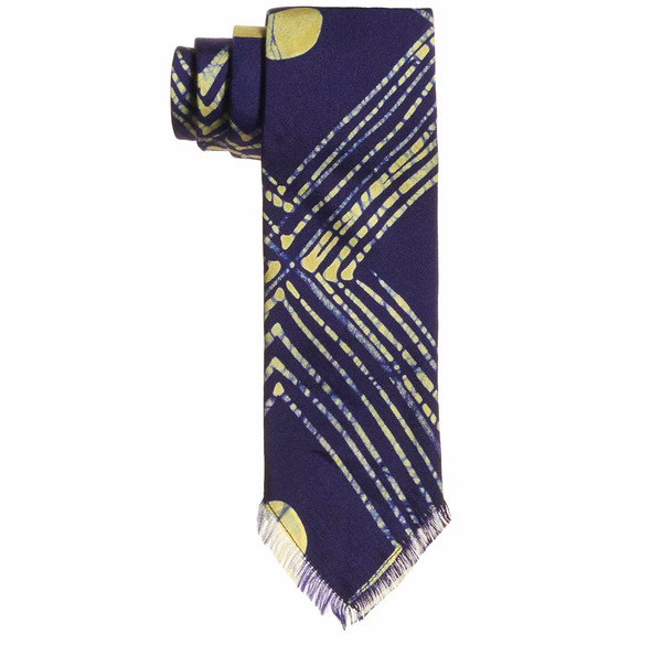 Post-Imperial Mega Family House Pattern Tie