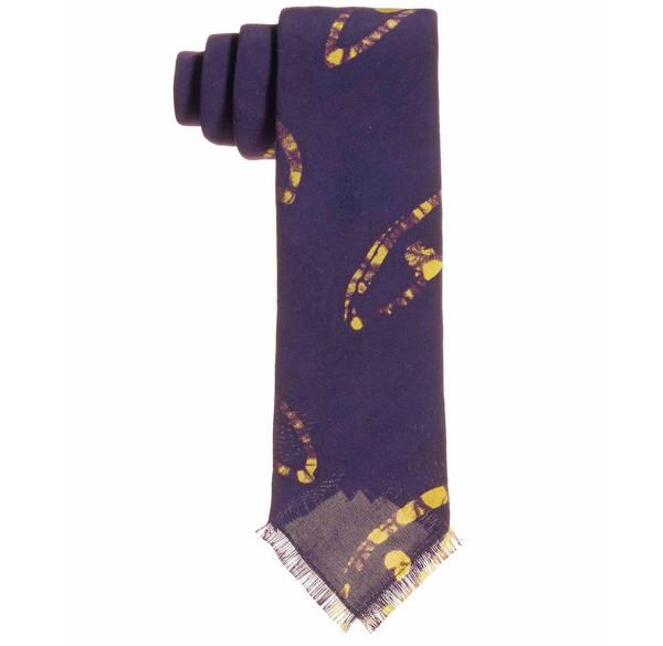 Post-Imperial Orunmila Pattern Tie