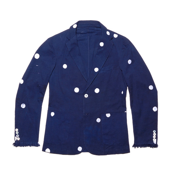 Post-Imperial Standard Jacket - Indigo