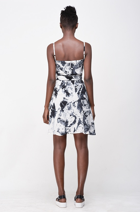Osei-Duro Ovil Wrap Dress