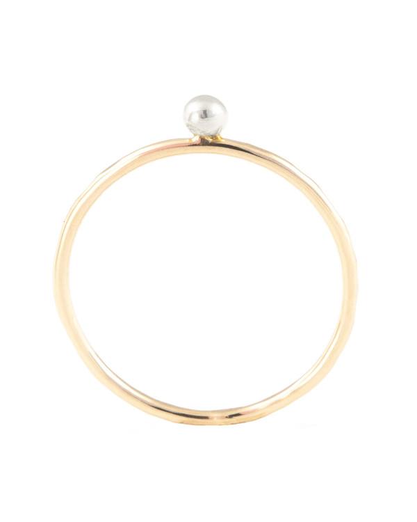 One Six Five Fleck Ring