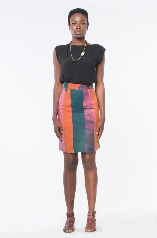 Osei-Duro Graphis Skirt