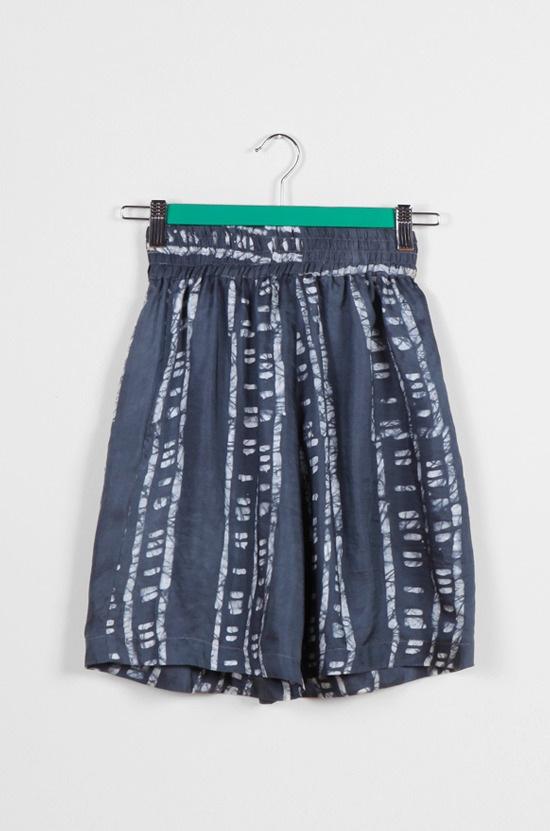 Osei-Duro Idle Silk Shorts