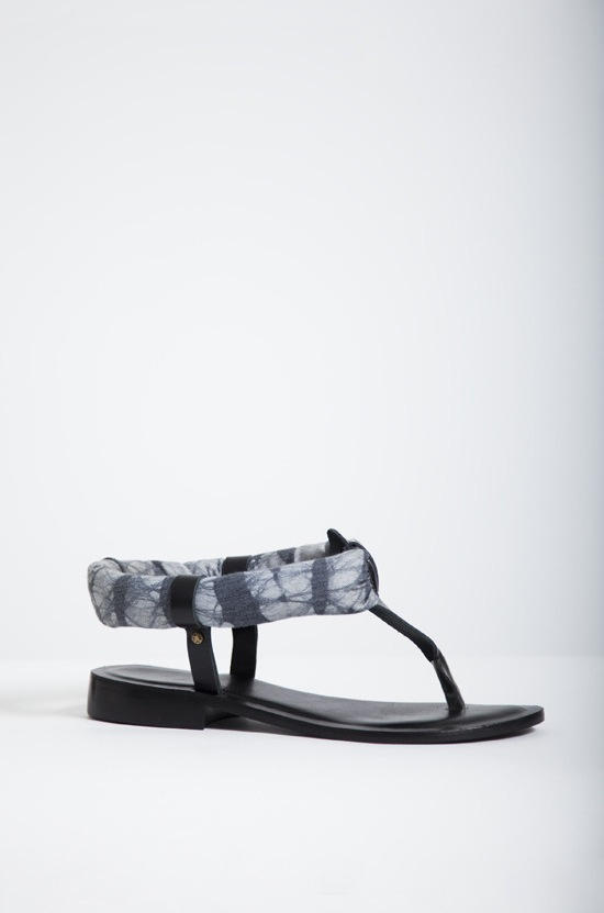 Osei-Duro Leather T Sandal