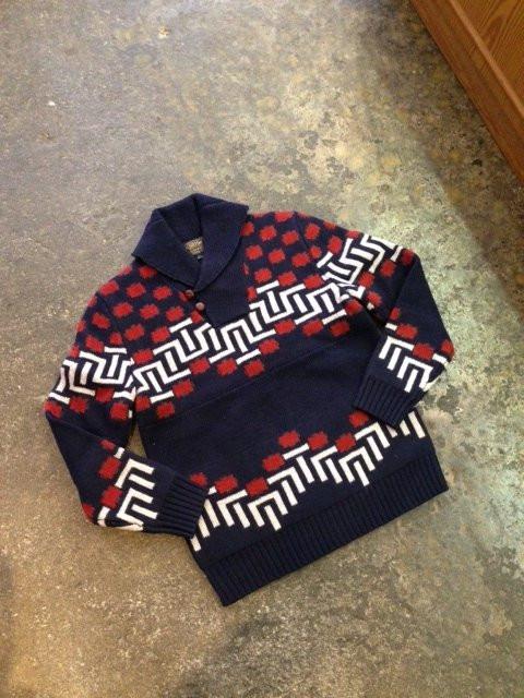 Pendleton, Thomas Kay Rathburn Sweater