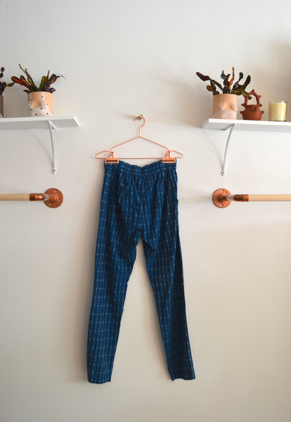 Ace and Jig Utility Trouser in Union