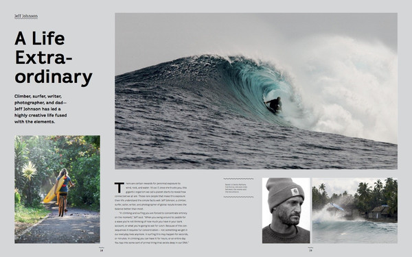 Gestalten Surf Odyssey by Andrew Groves Book