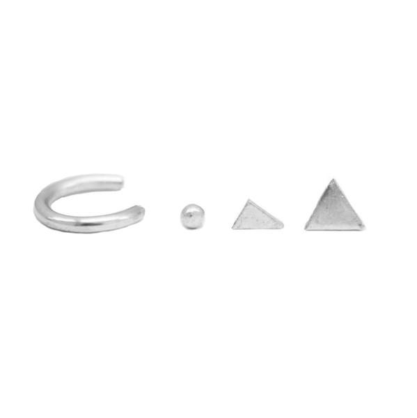 StillWithYou Mix & Match Earring Set