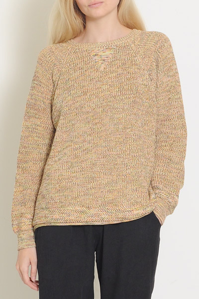 Micaela Greg Twist Sweater