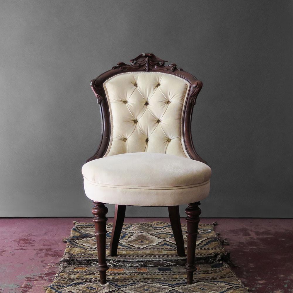 Erica Tanov Victorian Slipper Chair Garmentory