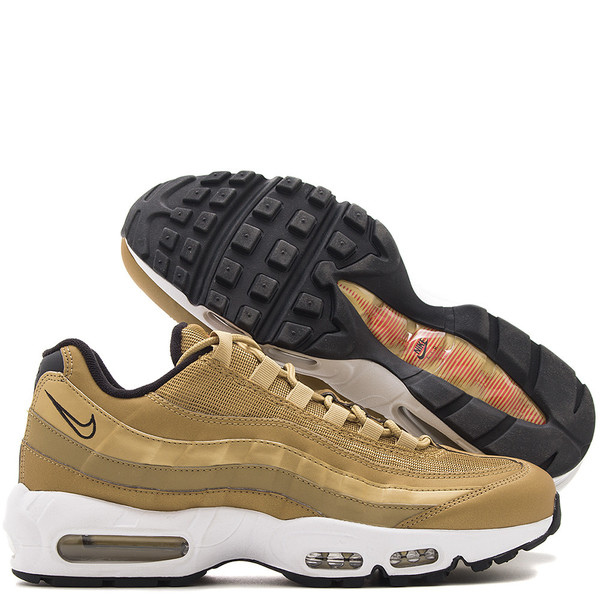 Nike Air Max 95 Premium QS (10.5) Gold