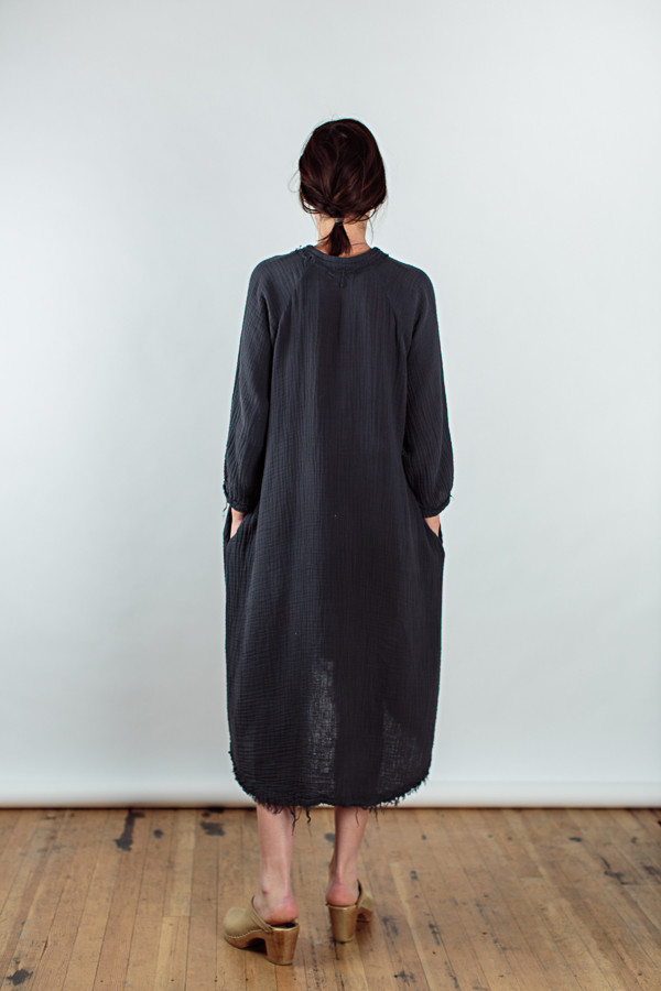 Double Gauze Dress Garmentory