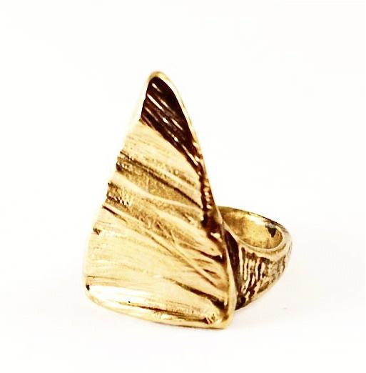 Nettie Kent Slice of Sand Ring