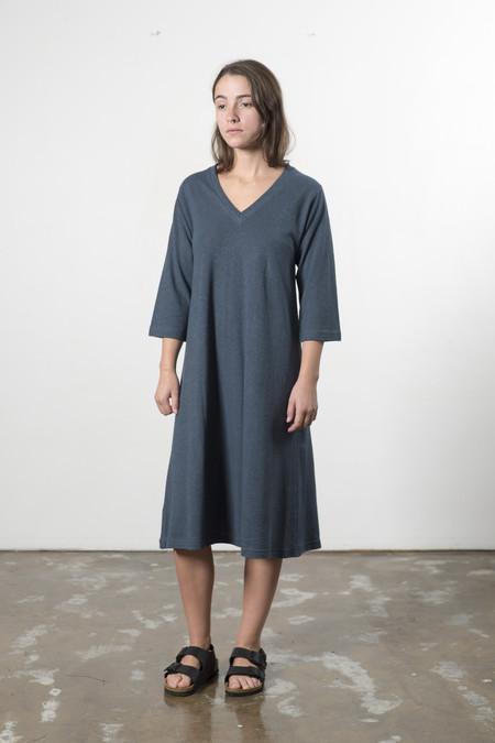 Good Studios Hemp Jersey V 3/4 Dress