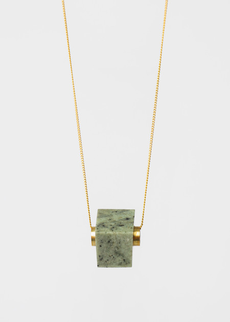 Stable State Laurel Erode Stone Necklace