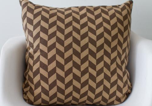 Darzzi Polygon Cotton Cushion