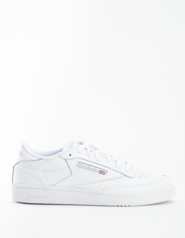 b66a6b88455 reebok club c 85 sneaker