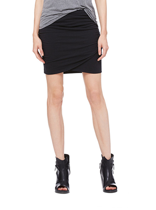 Bella Cross Front Skirt