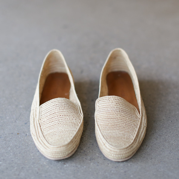 b9528172a19 Proud Mary Essa Loafer in Natural. sold out