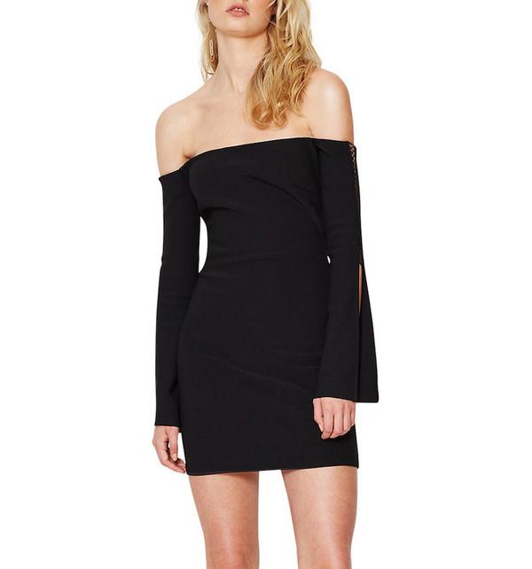 Bec & Bridge Heartbreaker Mini Dress