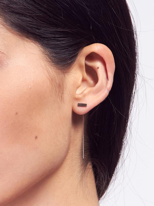 Still House Tili Earring Gold - 14k Gold