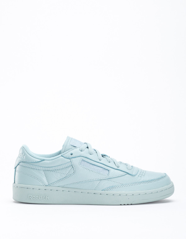 Chaussures Club Mer Reebok C 85 Orme Gris MfMUXY5g
