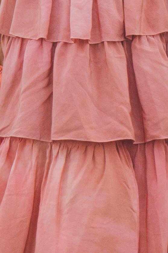 GARMENTORY EXCLUSIVE   Aurora Vestita Mexicali Rose Blouse