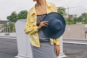 GARMENTORY EXCLUSIVE | Clyde Panama Hat