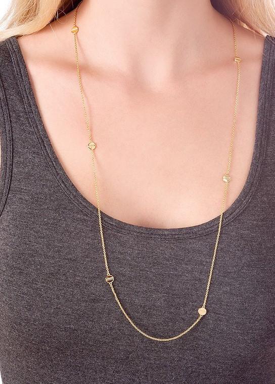 Gorjana Chaplin Wrap Necklace