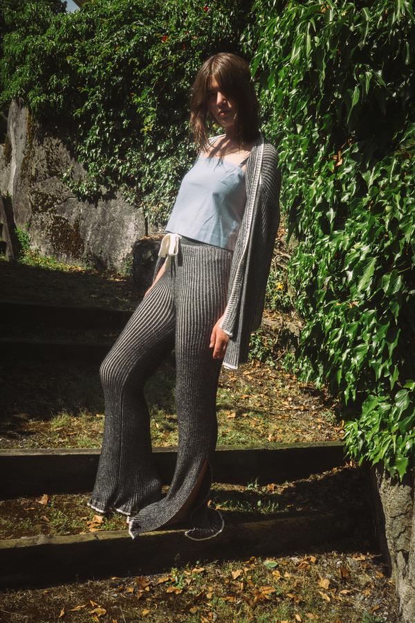 GARMENTORY EXCLUSIVE | Maria Dora Frill Wide Legs