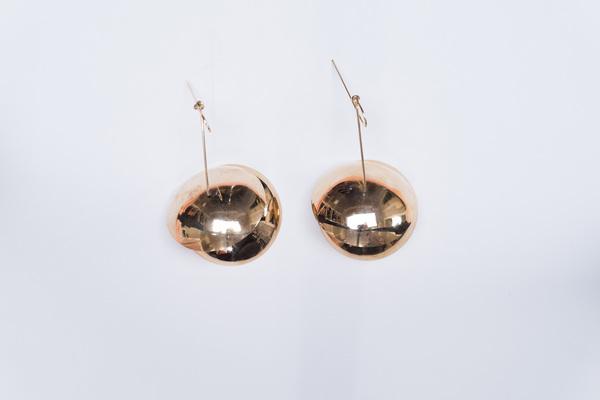 GARMENTORY EXCLUSIVE | Minoux Double Earrings