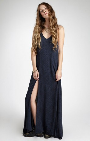 Knot Sisters Something Good Maxi Dress