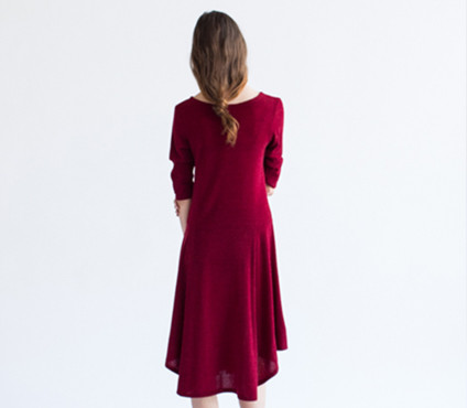 REIFhaus Cascade Sweater Dress