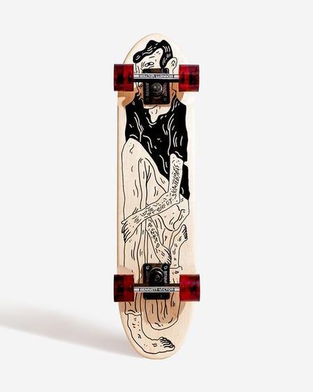 Side Project Skate Biff Board
