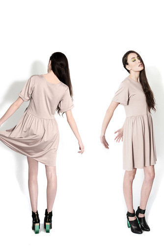 REIFhaus Flux Babydoll Dress