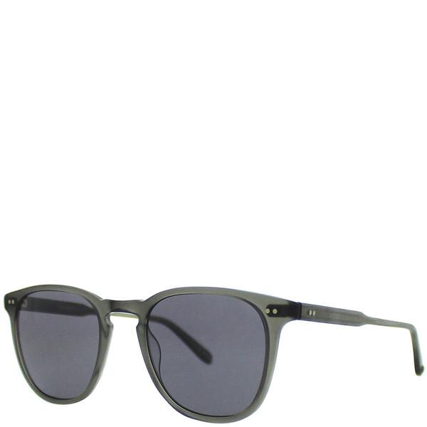 cbe06a16732 UNISEX Garrett Leight Brooks Sunglasses - Matte Grey
