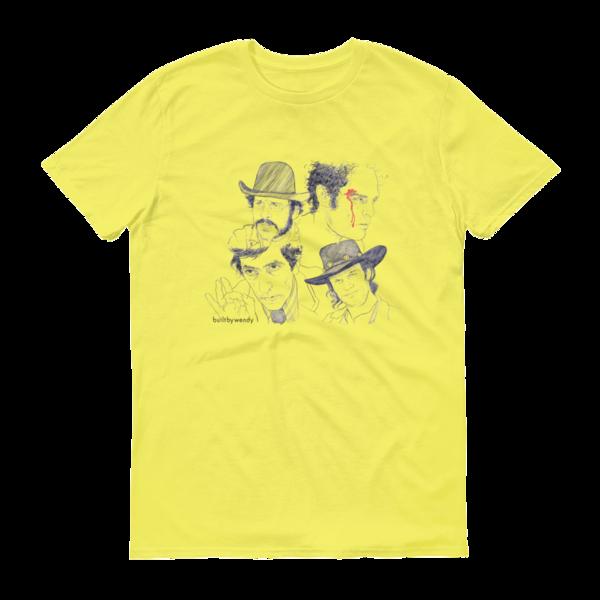 Unisex Built by Wendy T-Shirt - Dudes Gone Wild