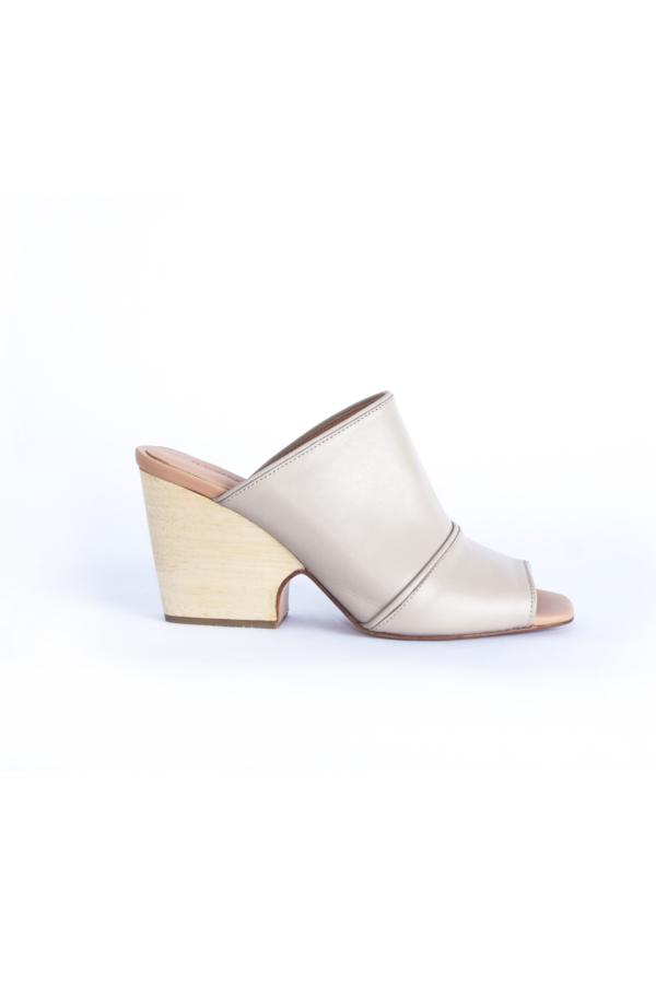 Rachel Comey Dahl Slide - Polished Cinder
