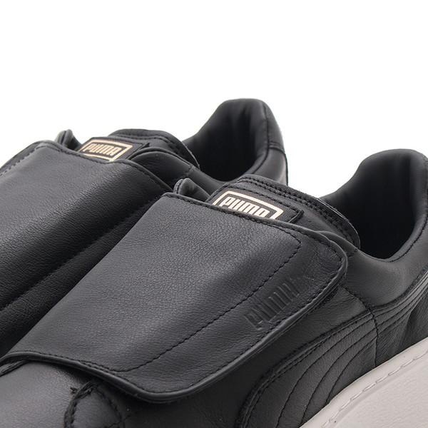 puma platform basket strap