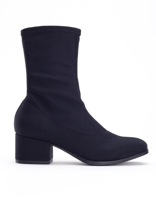 cc9a8310e14 Vagabond Daisy Stretch Boot Black