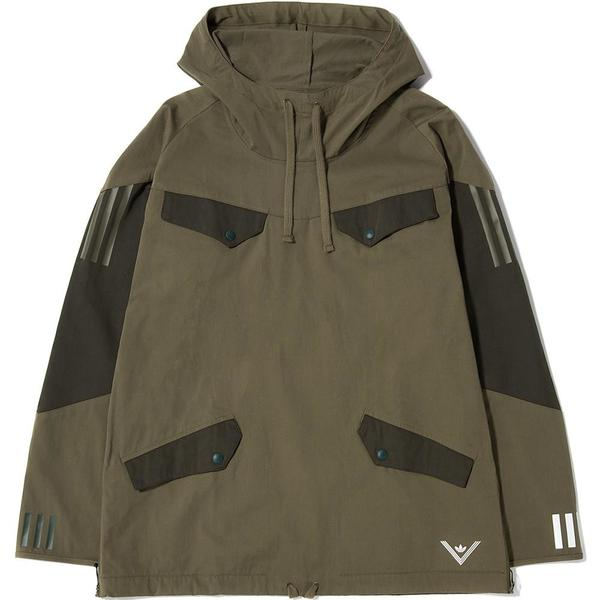 ba1f2b4bbcfd ADIDAS ORIGINALS BY WHITE MOUNTAINEERING PULLOVER JACKET   TRACE OLIVE.  sold out. Adidas