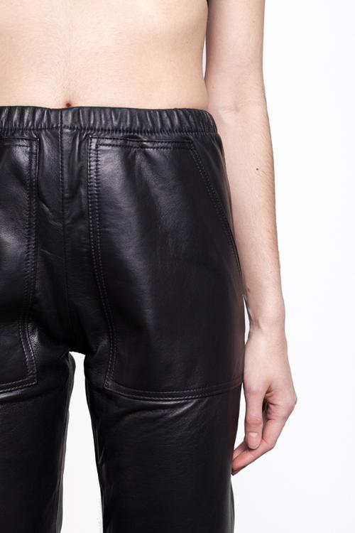 Collina Strada Cedar Breaks Pant Black Leather